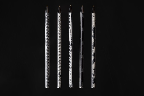 noble desk pens collection shadow&light manaomea